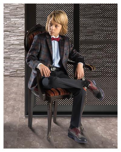 Yüksek Kalite Boy çocuk ceketi Ceket ve Pantolon
